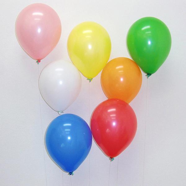 風船 ヘリウム ガス